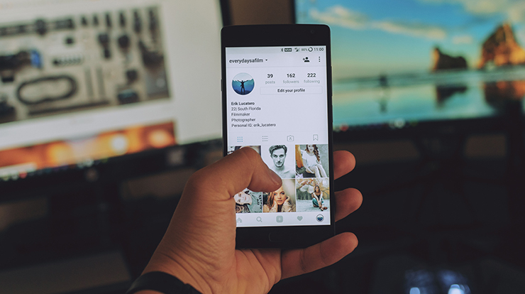 Как удалить аккаунт Instagram с компьютера