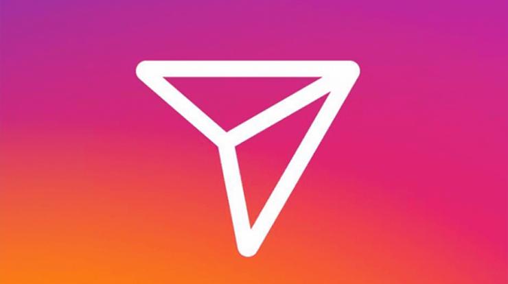 Где находится директ в Instagram на компьютере